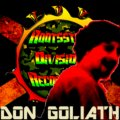 Don Goliath mini website on Dubroom